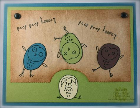 Peep Peep Hooray!