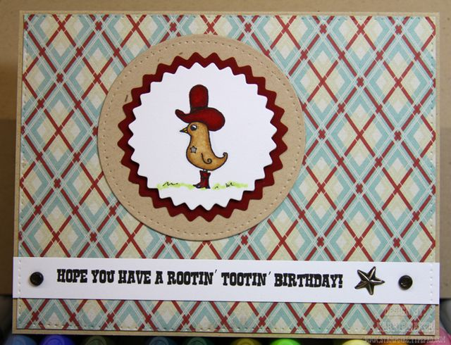 Rootin' Tootin' Birthday!