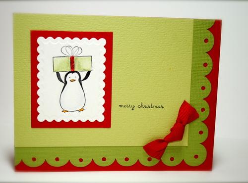 Present Penguin