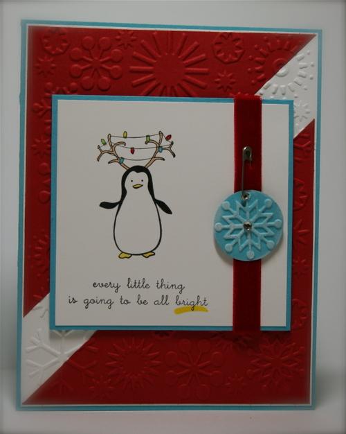 Antler Penguin
