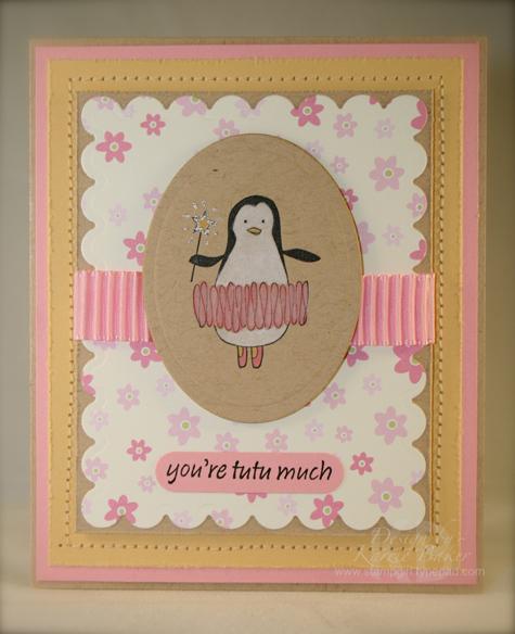Ballet Penguin