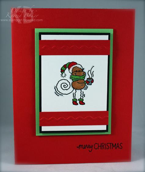 Christmasmonkey